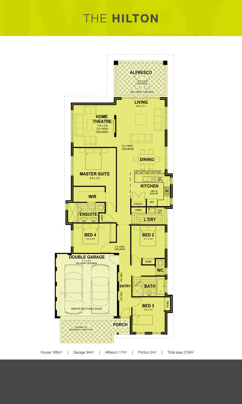 The Hilton Display Home Perth Mygen Homes