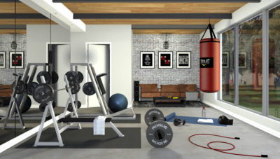 The Perfect Muti Gen room: Gym