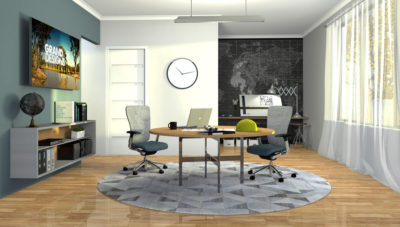 The Perfect Muti Gen room: Office