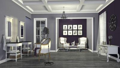 The Perfect Muti Gen room: Salon