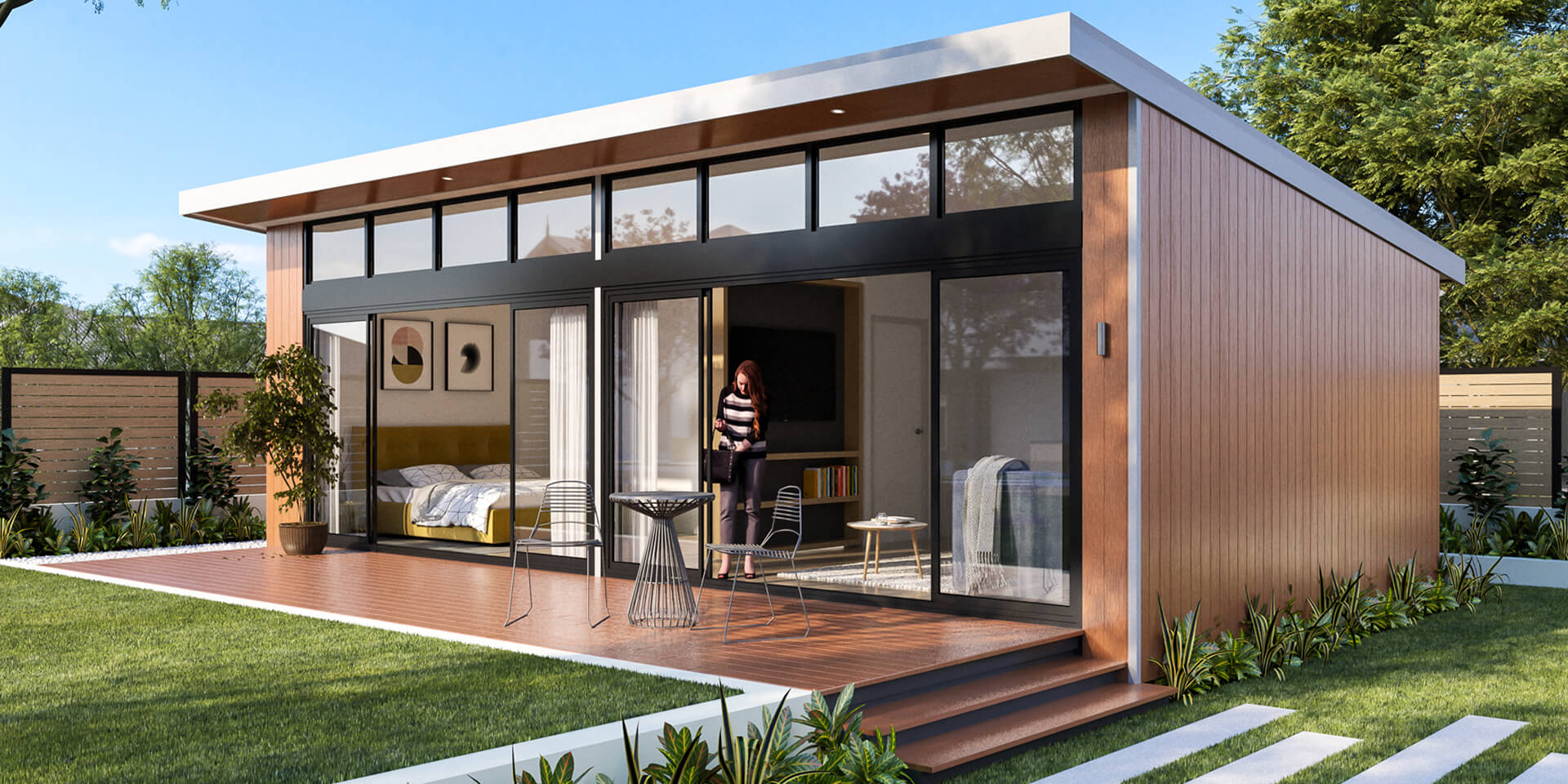 The Azure hybrid home by mygen homes