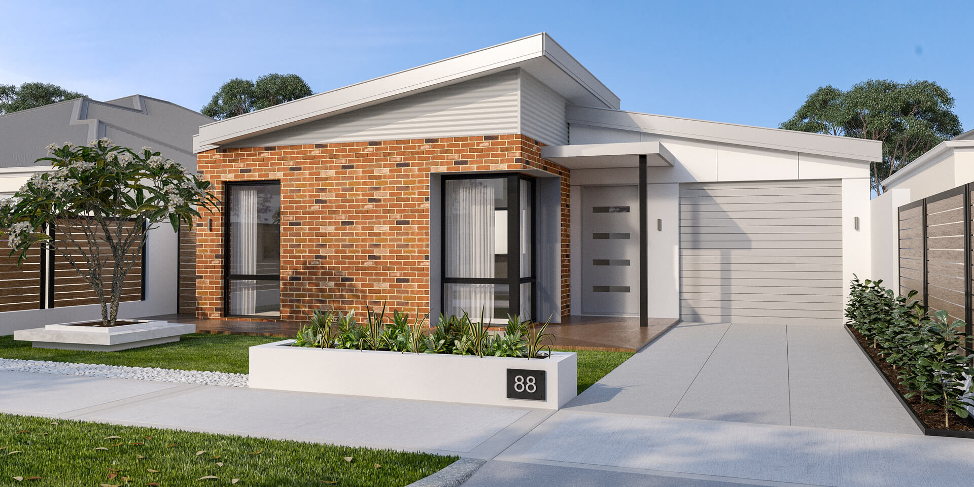 The Boyd hybrid home by mygen homes