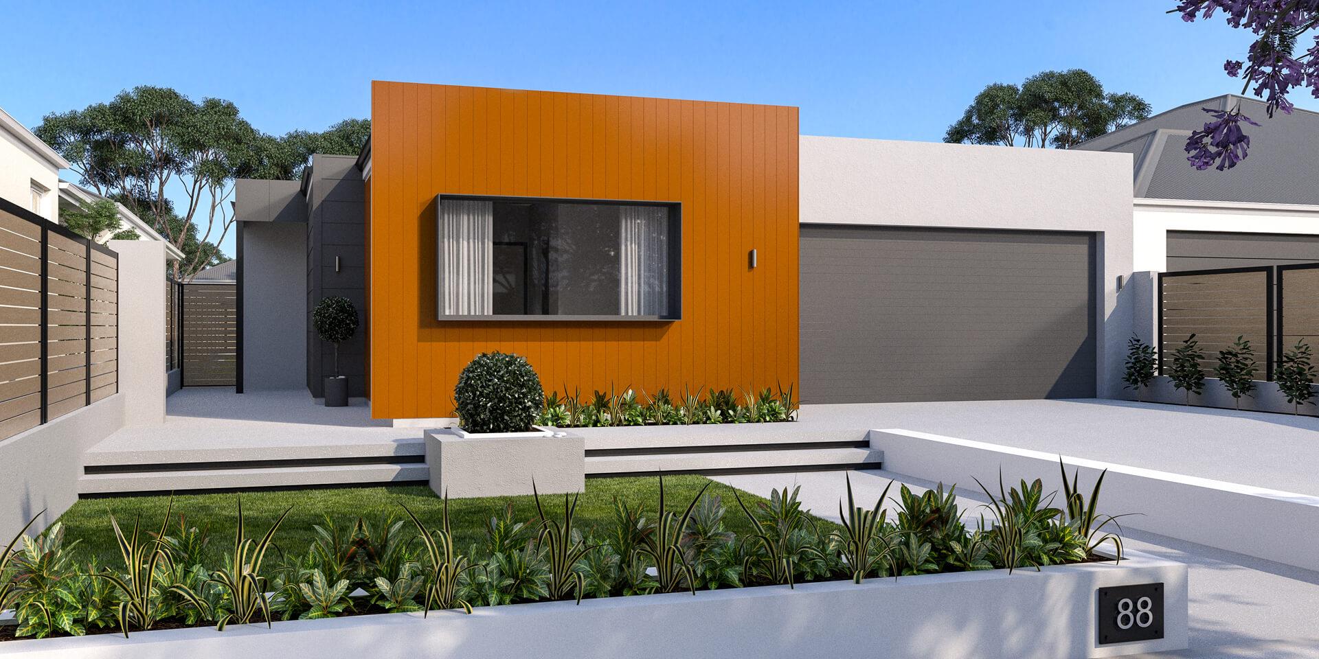 The Preston hybrid home by mygen homes