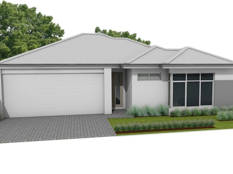 THE PEARSALL home elevation